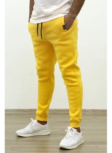 Madmext  Basic  Eşofman 4210 Sarı